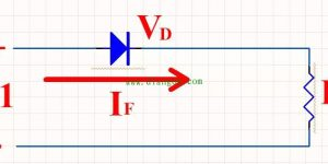 整流二极管的反向恢复过程图解插图