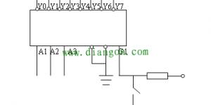 38译码器真值表讲解插图