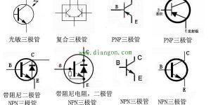 三极管的电路符号插图