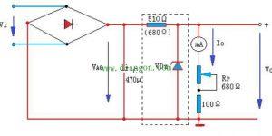稳压二极管使用时的经验之谈插图