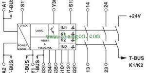 安全继电器的原理是什么?安全继电器工作原理及接线方法详解插图