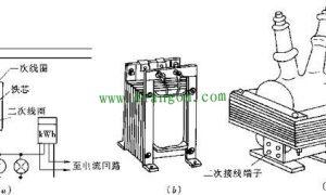 电压互感器安装在什么位置?电压互感器安装示意图插图