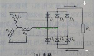 汽车发电机整流电路原理插图