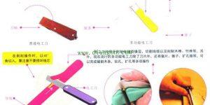 电工刀使用方法图解插图