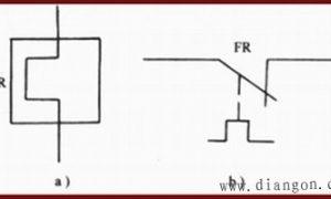 热继电器图形符号及文字符号插图