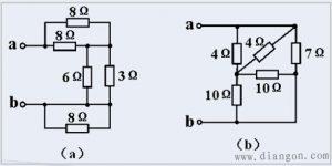 等效电阻的计算求法插图