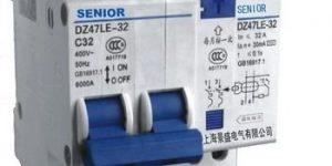 什么是漏电保护器?漏电保护器的使用是防止什么?插图