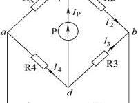 直流单臂电桥的结构及工作原理插图