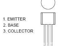 8050三极管电路图_8050三极管参数_8050三极管引脚图插图
