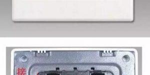 家装常见一开单控开关/一开双控开关/二开单控开关/五孔插座/五孔一开接线图插图