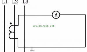 电流互感器的几种接线方法插图