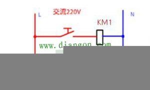 交流接触器常用接线电路图和实物图 超实用!插图