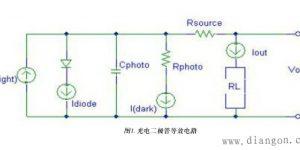 光电二极管放大电路工作原理插图