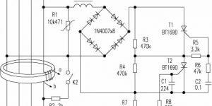 漏电断路器原理图_漏电断路器工作原理插图