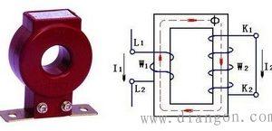 电流互感器作用原理及电流互感器规格型号识别方法插图