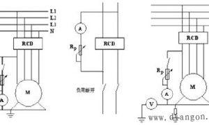 剩余电流动作保护器检测方法及注意事项插图