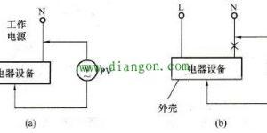 如何区分感应电和漏电?插图