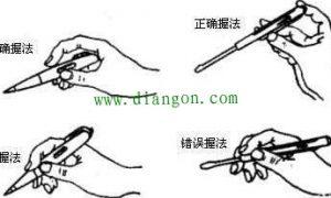 测电笔究竟应该怎样使用?原来测电笔有这么多花式用法插图