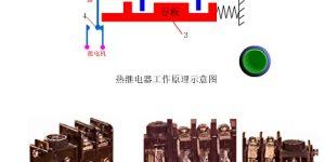 热继电器的工作原理图解插图