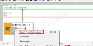 西门子S7-300PLC与S7-200的SMART系列进行以太网S7通信插图
