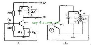 最简单的rc振荡电路图_振荡电路原理_lc振荡电路原理图解插图