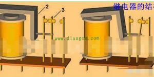 电磁继电器的工作原理和驱动方式插图
