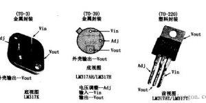 lm317引脚功能图_lm317稳压电路_lm317中文资料插图