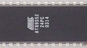 AT89S52单片机的外部引脚及功能插图