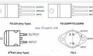 LM7805引脚图插图