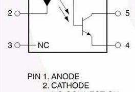 光电耦合器的作用和工作原理插图
