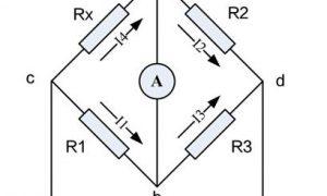 直流伏安法和电桥法测量电机绕组直流电阻插图