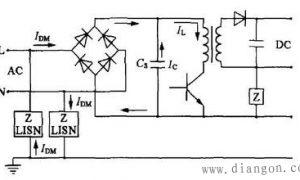 电源滤波器原理和作用插图
